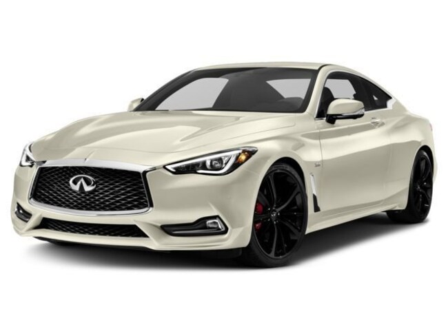 2017 INFINITI Q60 3.0t Red Sport 400 Coupe