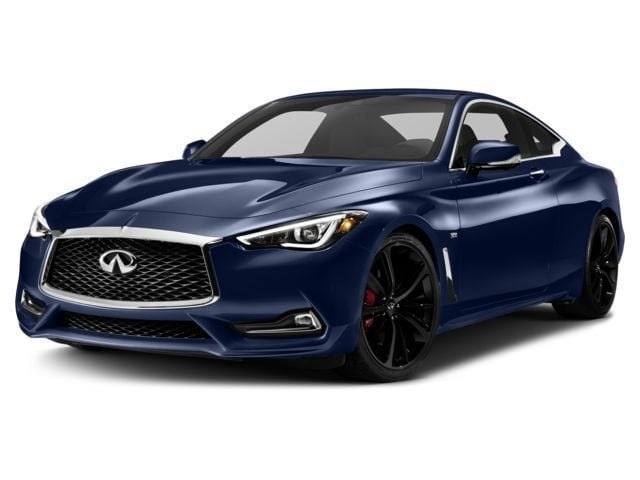 2017 INFINITI Q60 3.0T RED Sport 400 AWD 2-Door Coupe