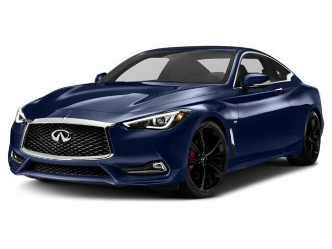 2017 INFINITI Q60 3.0T RED Sport 400 AWD Coupe