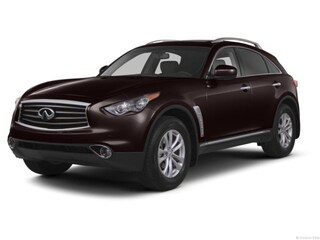 2017 INFINITI QX70 AWD Limited Package! SUV