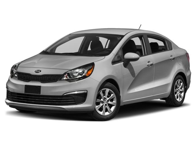 2017 Kia Rio Base Sedan