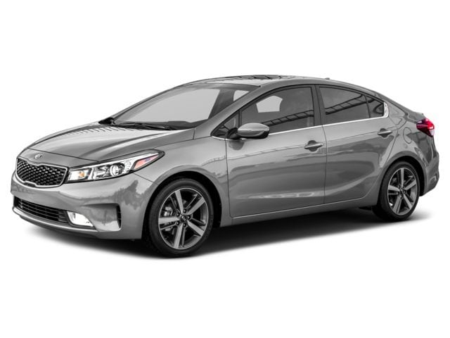 2017 Kia Forte 2.0 EX AT Sedan