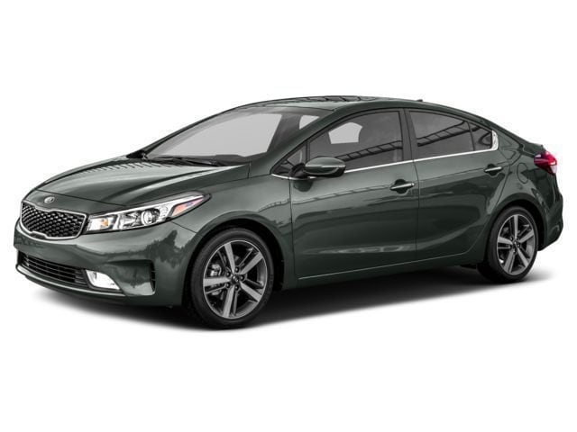 2017 Kia Forte EX+ Sedan Automatic 2.0L Urban Grey