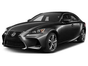 2017 LEXUS IS 350 Executive Package