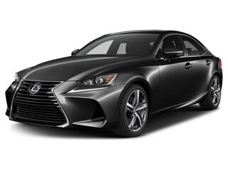 2017 LEXUS IS 350 Executive Package Sedan