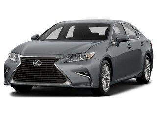 2017 LEXUS ES 350 Executive Package Sedan