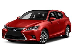2017 LEXUS CT 200h F SPORT SERIES 2 Hatchback