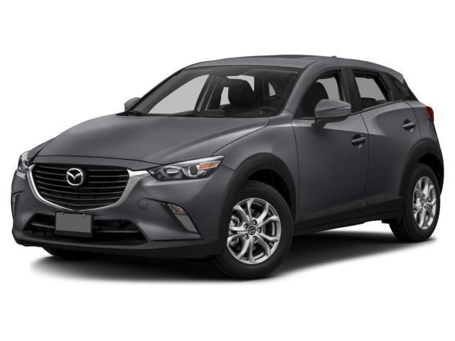 2017 Mazda CX-3 GS SUV