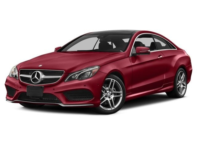 2017 Mercedes-Benz E400 4MATIC Coupe Coupe