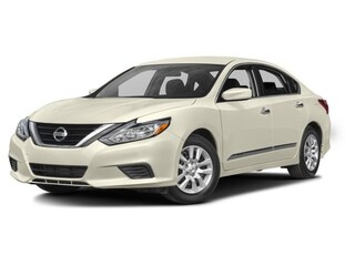 2017 Nissan Altima 2.5 SV Car