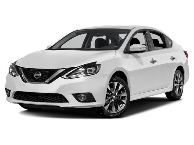 2017 Nissan Sentra 1.6 SR Turbo Sedan