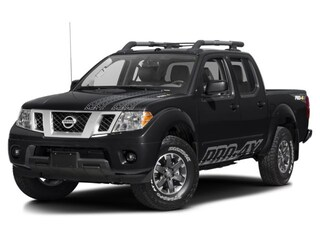 2017 Nissan Frontier PRO-4X Crew Cab Pickup