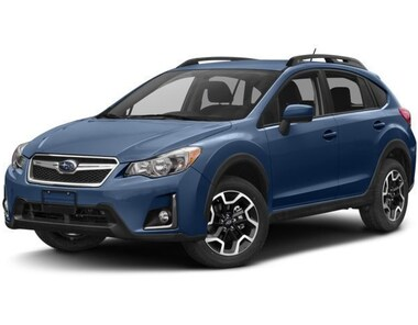 2017 Subaru XV Crosstrek LIMITED CVT W/TECH SUV