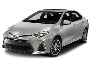 2017 Toyota Corolla 4-Door Sedan LE Cvti-S Sedan