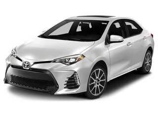 2017 Toyota Corolla 4-Door Sedan LE ECO Cvti-S Sedan