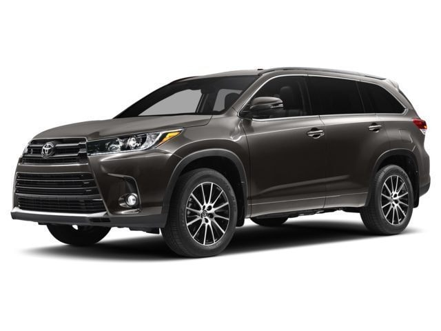 2017 Toyota Highlander 6cyl Limited SUV