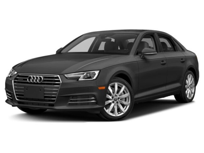 2018 Audi A4 2.0T Technik Quattro 7sp S Tronic Sedan