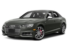2018 Audi S4 3.0T Technik Quattro 8sp Tiptronic Berline