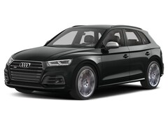 2018 Audi SQ5 3.0T Technik Quattro 8sp Tiptronic SUV