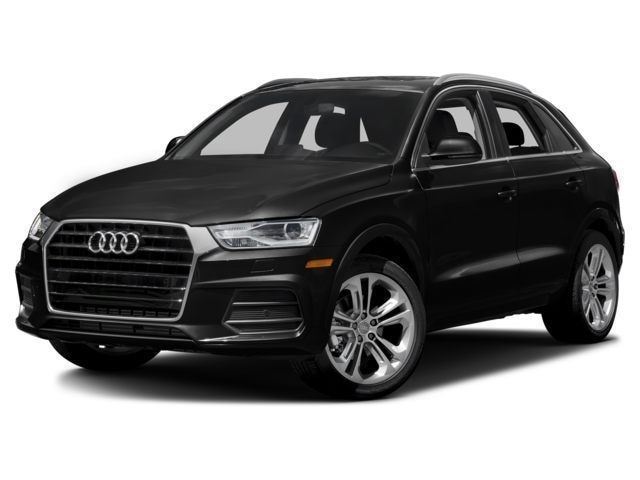 2018 Audi Q3 2.0T Komfort (Tiptronic) (Delayed to March Product SUV
