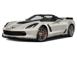 2018 Chevrolet Corvette Z06 Convertible