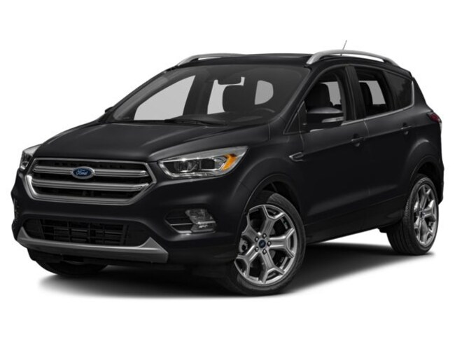 New 2018 Ford Escape Titanium SUV In Nisku and Edmonton Area