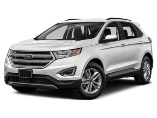 New 2018 Ford Edge SEL SUV in Nisku