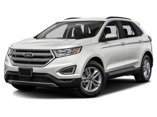 New 2018 Ford Edge Titanium SUV in Nisku
