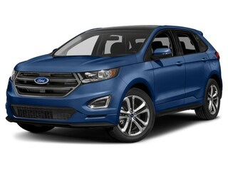 New 2018 Ford Edge Sport SUV in Nisku