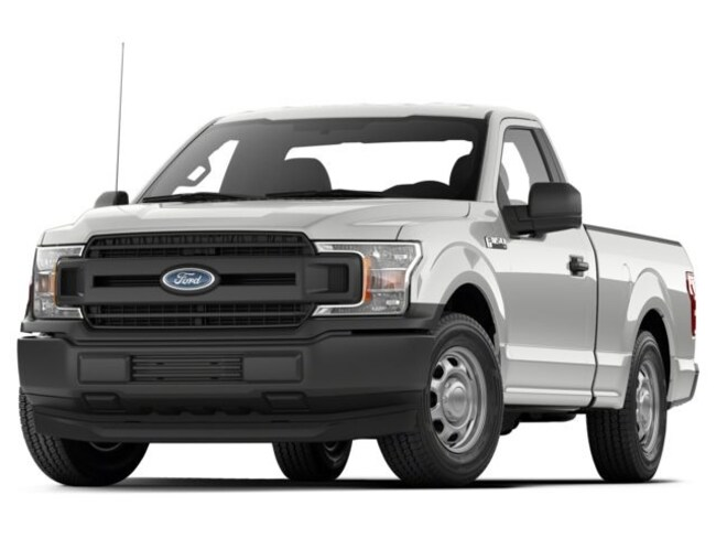 New 2018 Ford F-150 Regular Cab Truck In Nisku and Edmonton Area
