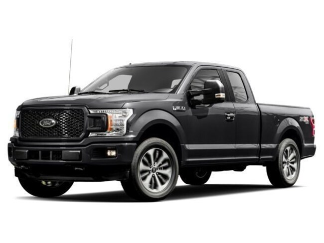 New 2018 Ford F-150 Extended Cab Short Bed Truck In Nisku and Edmonton Area