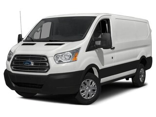 New 2018 Ford Transit-250 130 WB Low Roof Cargo Cargo Van in Nisku
