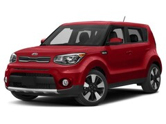 2018 Kia Soul Hatchback 2.0L Inferno Red
