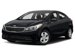 2018 Kia Forte LX+ Sedan 6-Speed Automatic -inc: drive mode select (Eco/Nor [ABP] 2.0L Aurora Black