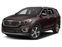 2018 Kia Sorento 2.0L EX Turbo SUV Automatic 2.0L Dark Cherry