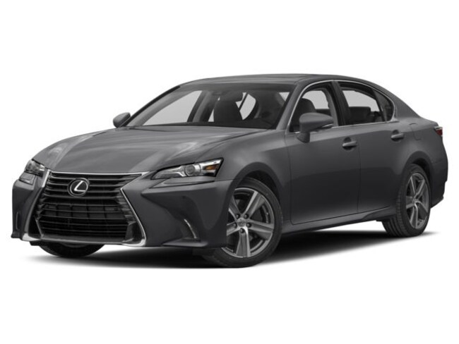 2018 LEXUS GS 350 F SPORT SERIES 2 Sedan