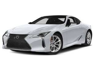 2018 LEXUS LC 500 PERFORMANCE PACKAGE Coupe