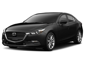 2018 Mazda 3 GS SKYACTIVE 6-SPEED AUTOMATIC
