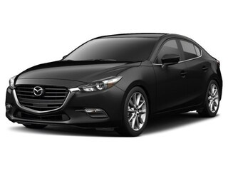 2018 Mazda 3 GS SKYACTIVE 6-SPEED AUTOMATIC Sedan