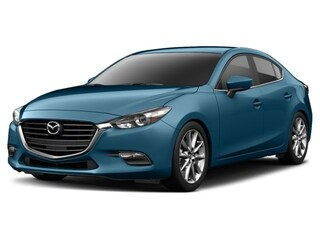2018 Mazda 3 GS MOONROOF 6-SPEED AUTOMATIC Sedan
