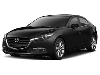 2018 Mazda 3 GT TECH PACKAGE 6-SPEED AUTOMATIC Sedan