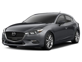 2018 Mazda 3 SPORT GS MOONROOF 6-SPEED AUTOMATIC Hatchback