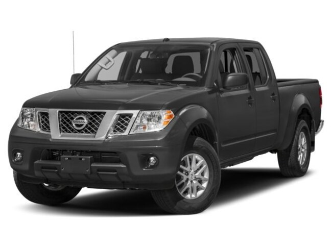 2018 Nissan Frontier SV Crew Cab Pickup