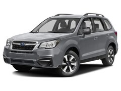 2018 Subaru Forester 2.5I AT SUV