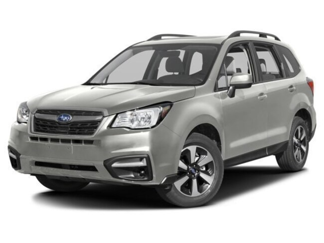 2018 Subaru Forester 2.5i Limited CVT w/EyeSight Pkg SUV