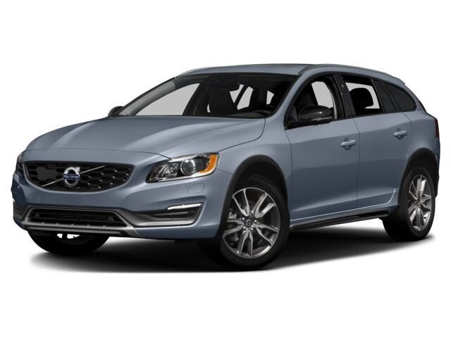 2018 Volvo V60 Cross Country T5 AWD Premier Wagon