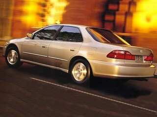 1998 Honda Accord DX Sedan