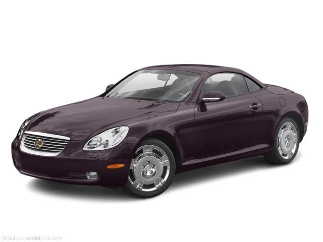 2003 LEXUS SC 430 Base Convertible