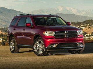 2015 Dodge Durango GET A CHRISTMAS GIFT WITH EVERY VEHICLE PURCHASE! SUV