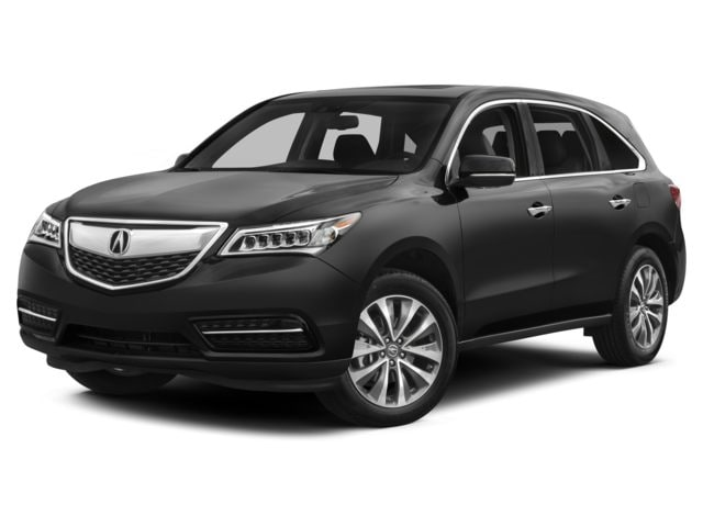 2016 Acura MDX Navigation Package SUV